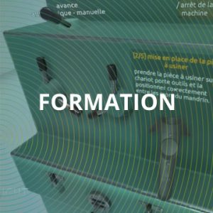 Domaine Farsight : Formation